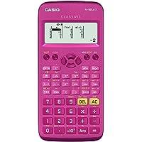 Casio FX-82LAX-PK Calculadora Científica Classwiz com 275 Funções, Rosa