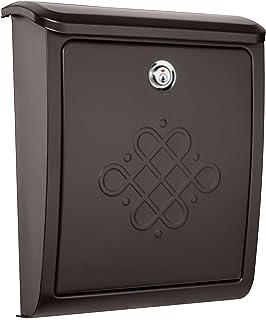 Amazon.com: Ecco E5 montado en la pared buzón de correo ...