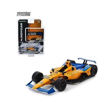 Amazon.com: Nuevo DIECAST Toys Coche Greenlight 1:64 IndyCar ...