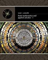 Finite Mathematics and Applied Calculus, 7th Edition Front Cover