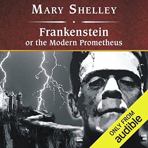 Bargain Audio Book - Frankenstein  or The Modern Prometheus