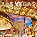 Las Vegas 2019 7 x 7 Inch Monthly Mini Wall Calendar with Foil Stamped Cover, USA United States of America Nevada Rocky Mountain City (Multilingual Edition)