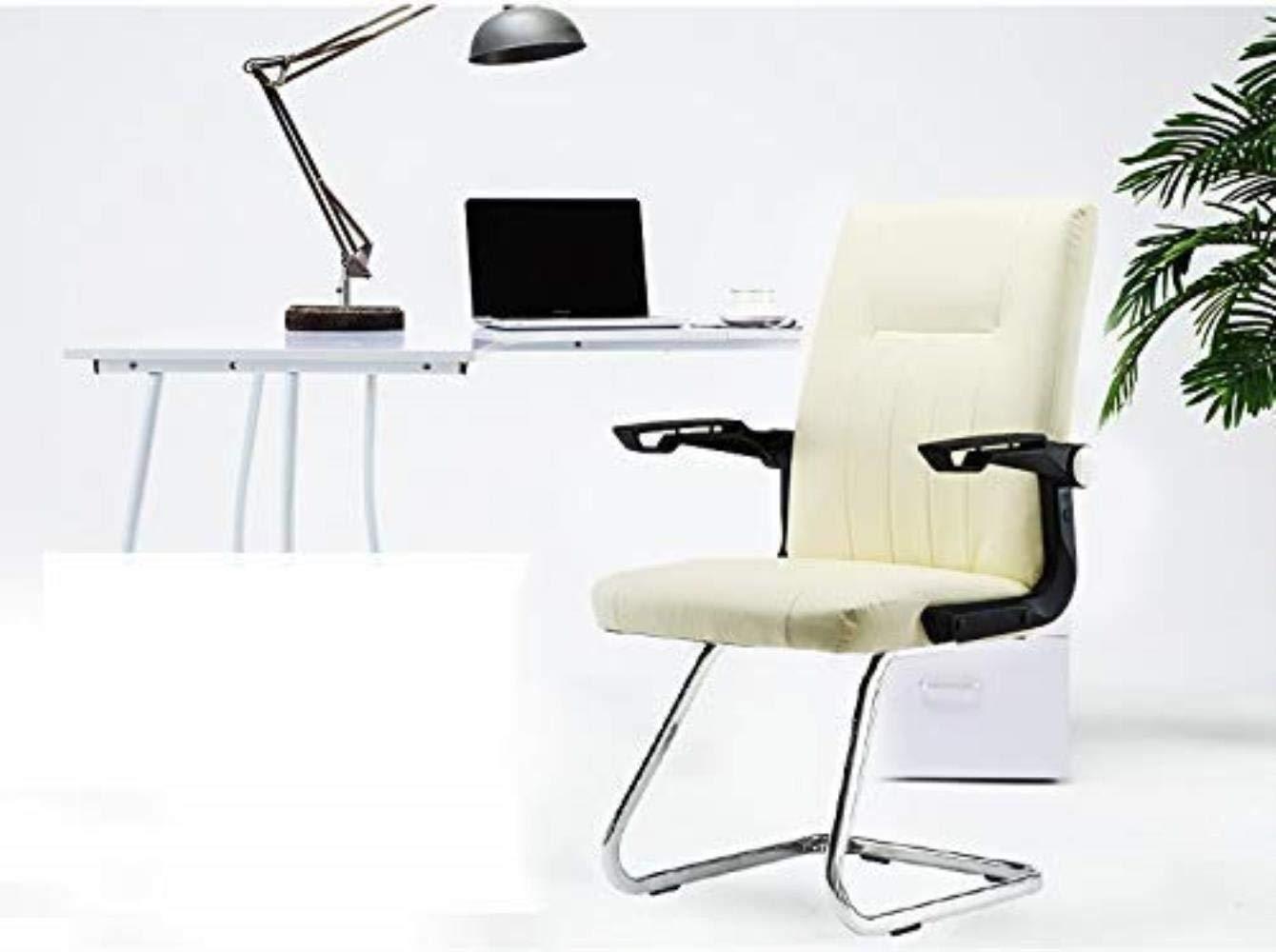 Skrivbordsstolar kontorsstol datorstol hem kontor svängbar stol rosett säte rygg stolstol student sovsal stol kontor (färg: svart) Svart