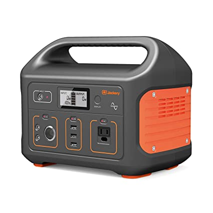 amazon com jackery portable power station generator explorer 440