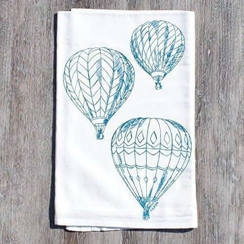Amazon.com: Kitchen Dish Tea Towel - Flour Sack Cotton