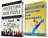 Investing For Beginners: The Ultimate Investing Bundle - Investing Is Not Only For Rich People & Investing For Beginners (Finance Business Money Investing Decision Making Stock and Forex Trading)