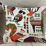 Margelo Pet Cage Hammock, Cat Ferret Hammock Bed for Bunny/Rabbit/Rat/Small Animals 9