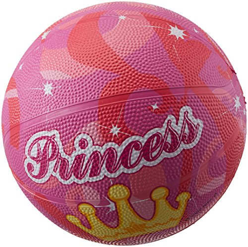 "Princess Theme Mini Basketball (7"") BBPRINC"