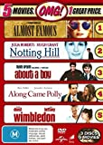 Almost Famous + Notting Hill + Wimbledon + 2 more [NON-USA Format / PAL / Region 4 Import - Australia]
