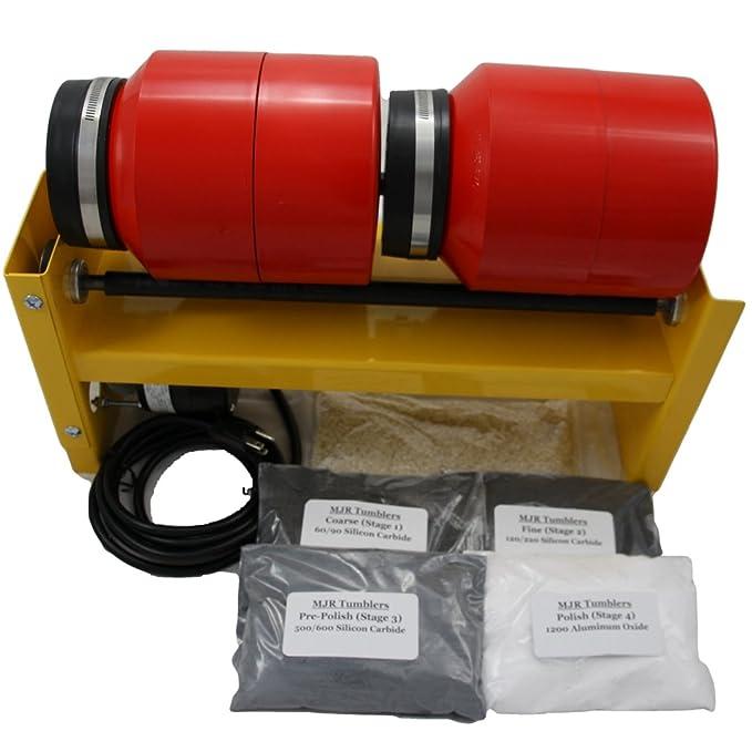 Amazon.com: MJR - Vaso de doble barril con kit de grano ...