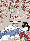 capa de Japão - Livro de Colorir Antiestresse