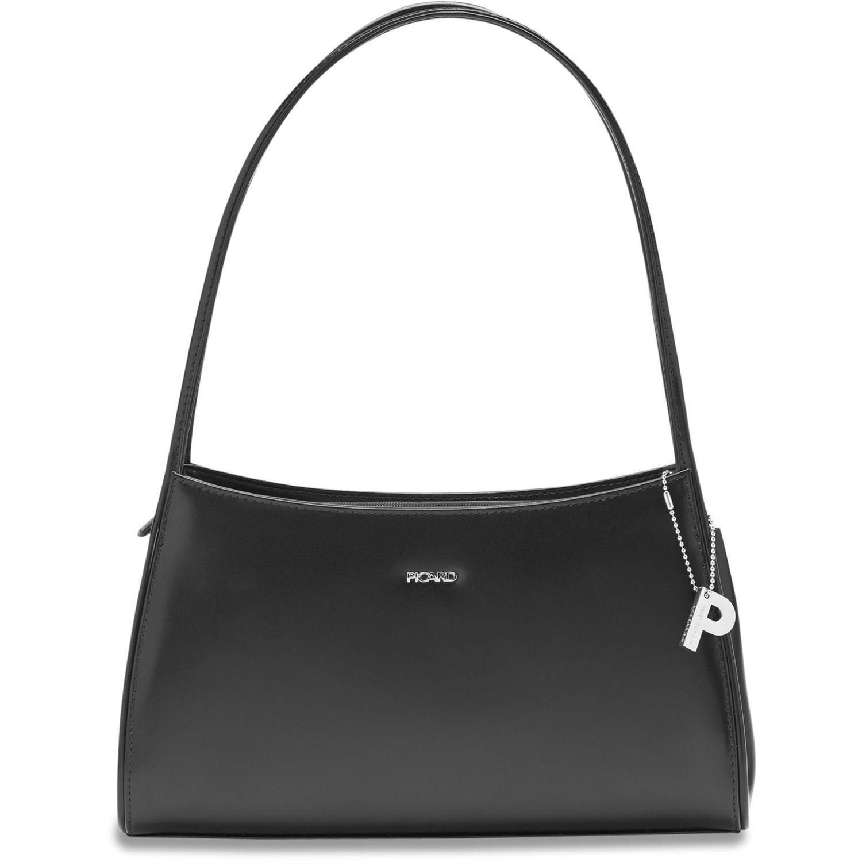 70fc4f1ebb9d5 PICARD Damen Tasche Handtasche Berlin Schwarz 5611  Amazon.de  Schuhe    Handtaschen