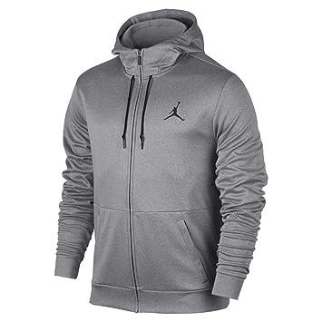 Nike 23 Alpha Therma FZ Sudadera, Hombre: Amazon.es: Deportes y aire libre