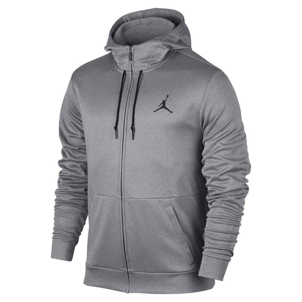TALLA L. Nike 23 Alpha Therma FZ Sudadera, Hombre