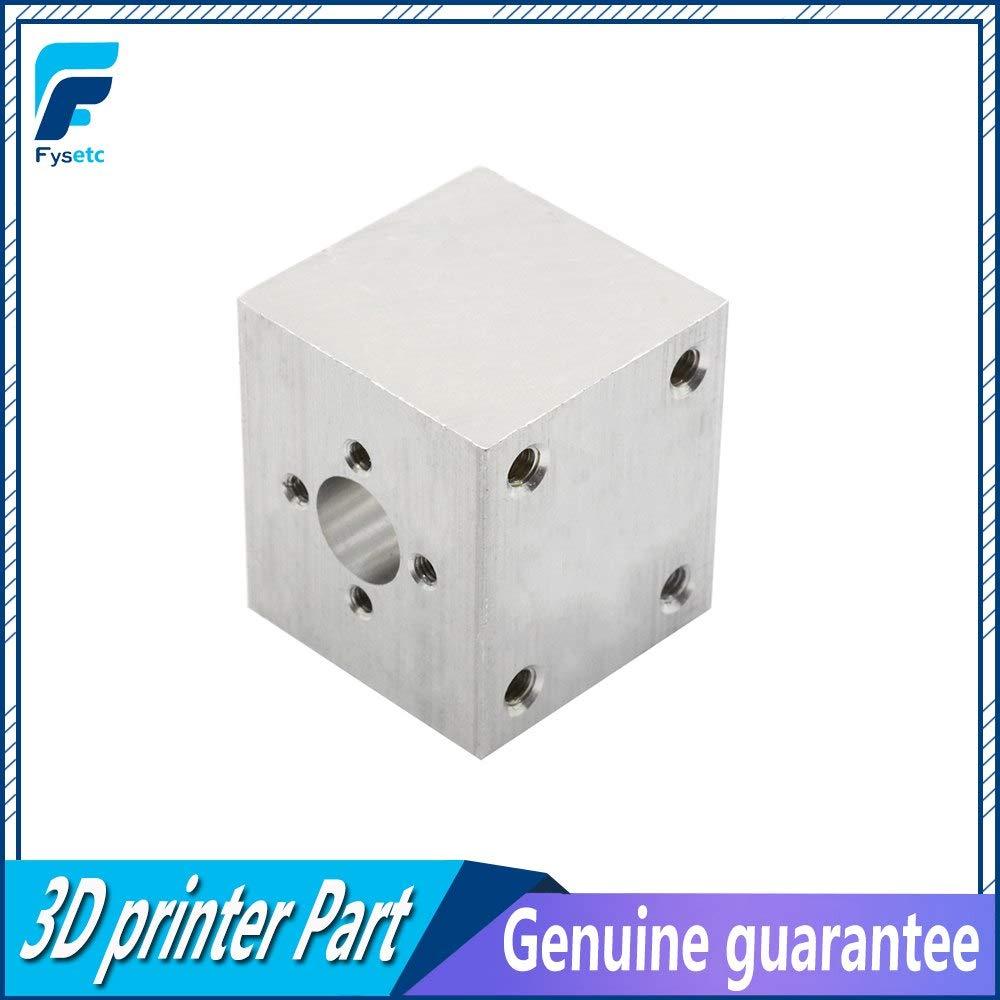 Impresora 3D – 4 piezas T8 tornillo de plomo tuerca soporte para ...