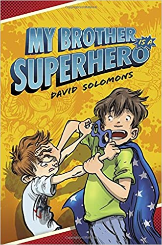 Image result for my brother is a superhero