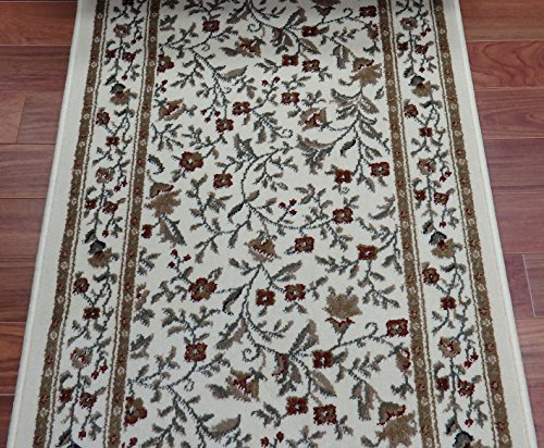 101233 - Rug Depot Traditional Oriental Hall Runner Remnant - 26
