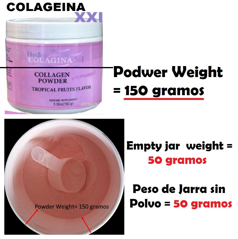 Amazon.com: Hydro Collagen Powder XXI + 1 Collagen Essence ...