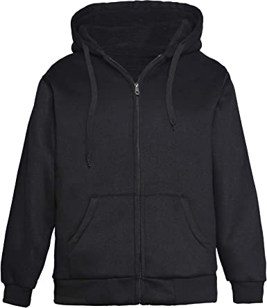 Key Note Music Tree Mens Full-Zip Hoodie Jacket Pullover Sweatshirt