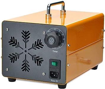 ewrwrwr Generador de ozono portátil Purificador de Aire 40000mg ...