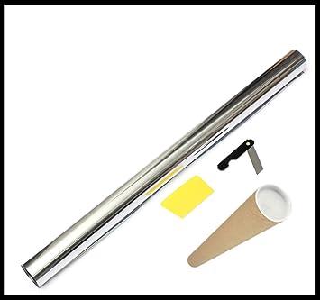 Amazon.es: flexzon - Lámina para tintar Lunas (Efecto Cromado ...