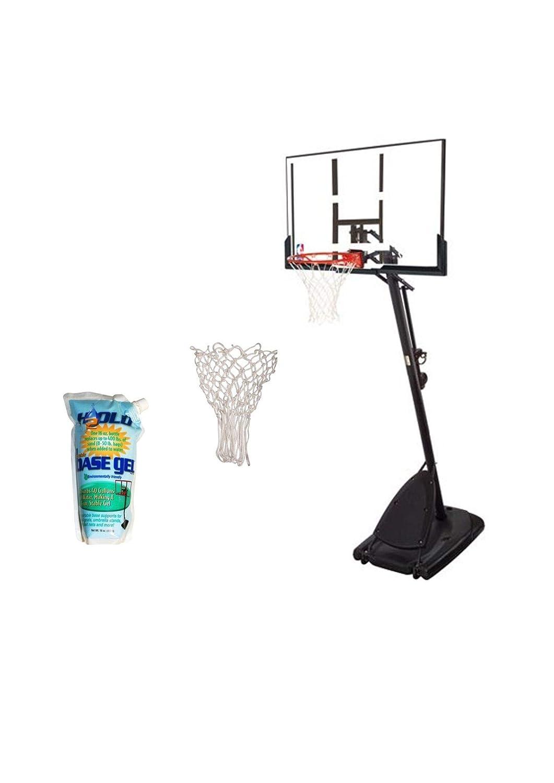 Spalding NBA - Canasta de Baloncesto con Tablero de policarbonato ...