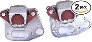 NEW FRONT RIGHT LEFT BRAKE CALIPERS FOR 2000  POLARIS SPORTSMAN 335 WITH PADS