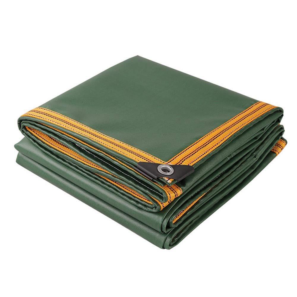 GTREW-tarpaulin Poncho für den Außenbereich Plane Dicke Sonnencreme aus Segeltuch LKW-Plane für Markisentücher PVC-beschichtete Plane