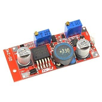 5PCS LM2596 DC-DC Step-down Adjustable Power Supply Module Converter LED driver