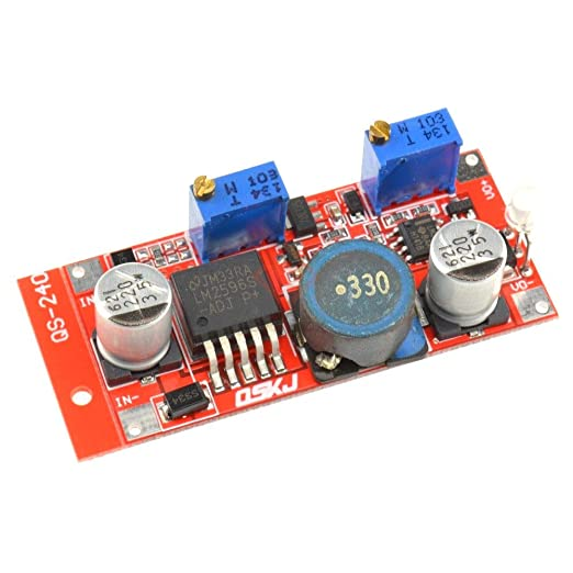 Details about  /DC-DC Buck Converter LM2596 Step Down Module Power Supply Output 1.25V-30V