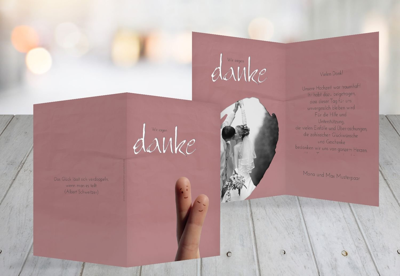 Kartenparadies Danksagung Danksagung Danksagung für Hochzeitsgeschenke Hochzeit Dankeskarte Fingerpaar, hochwertige Danksagungskarte Hochzeitsglückwünsche inklusive Umschläge   10 Karten - (Format  105x148 mm) Farbe  PastellHellRot B01MUD28G5 | Hohe Qualitä 7e581c