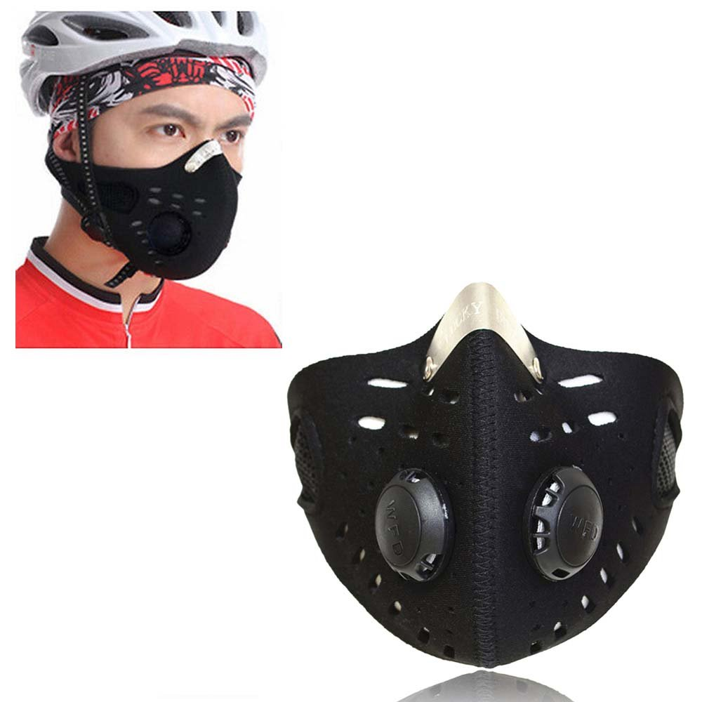 Amazon - Autofurnish Anti-Pollution Half Face Mask