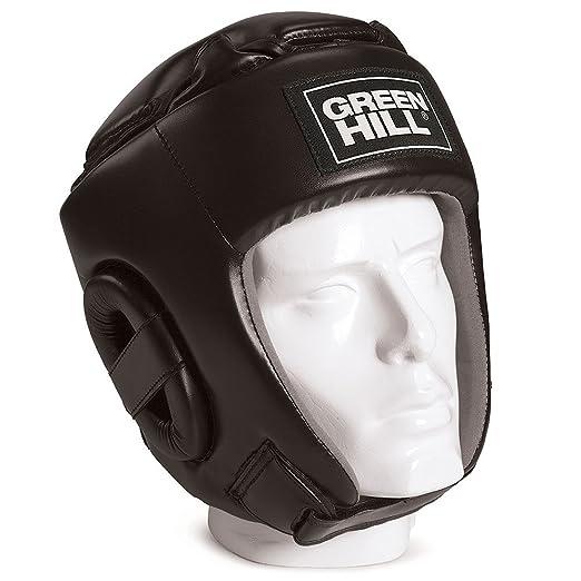6 opinioni per GREEN HILL Glory, Caschetto da Kick Boxing Unisex-Adulto