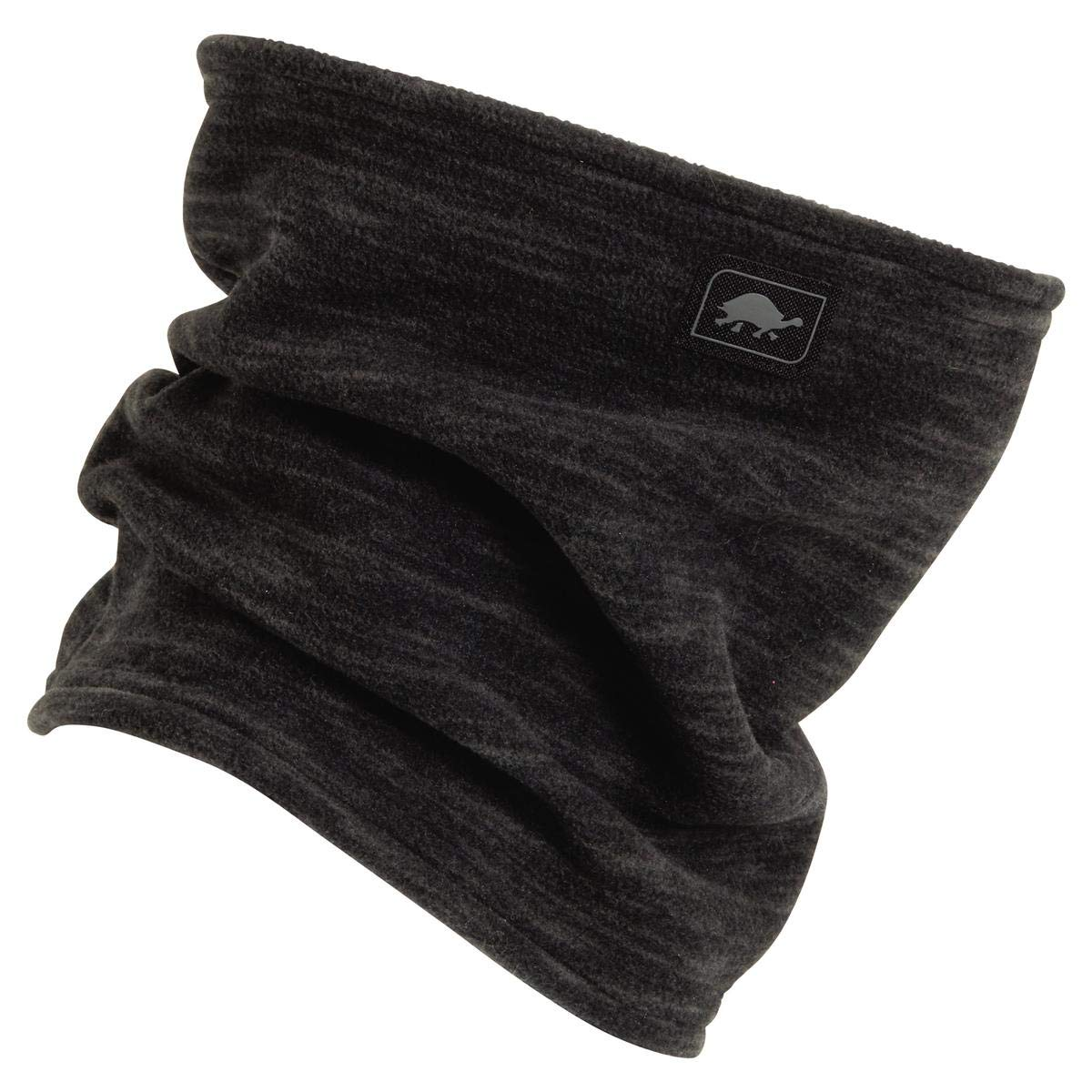 Turtle Fur Polartec Thermal Pro Stria Single-Layer Neck Gaiter, Onyx, One Size by Turtle Fur