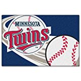 "MLB Minnesota Twins Tufted Rug, 20"" x 30"""