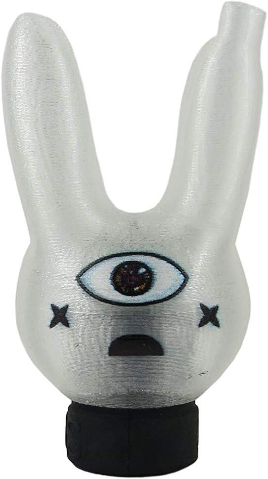 Boquilla Bad Bunny Personalizada Para Cachimba/Shisha/Vaper/Accesorio para Cachimba/Bad Bunny/Boquilla 3D Para Cachimba.