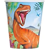 9oz Dinosaur Party Cups, 8ct