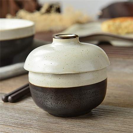 Cuencos de mezcla de servicio multifunción Sopa de cerámica ...
