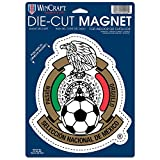 Mexican National Soccer Team 6.25'' x 9'' Magnet