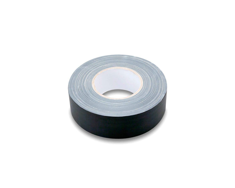 Hosa GFT-447BK BULK Gaffer Tape, Black, 2 inch x 180 feet