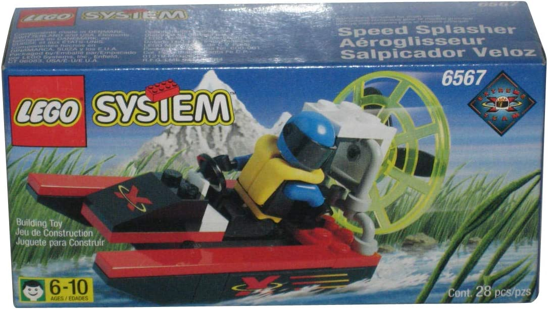 Lego Extreme Team Speed Splasher 6567