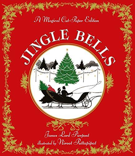 Jingle Bells: A Magical Cut-Paper -