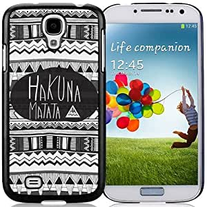 Galaxy S4 Case,Custom I9500 Case Design with Cell Phone Cover Case for Samsung Galaxy S4 SIV S IV I9500 I9505 in Black