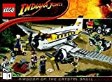 Instruction Manuals For Lego Indiana Jones Set #7628 'Peril In Peru'