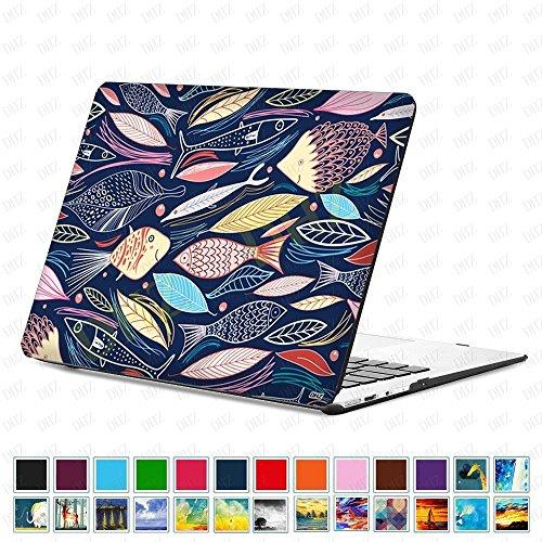 DHZ MacBook Pro 13 Retina Case - Undersea World Fish Series