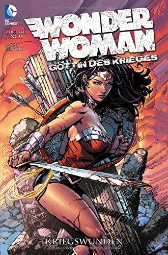 Wonder Woman - Göttin des Krieges: Bd. 1: Kriegswunden