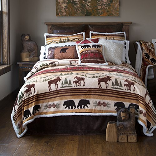 Carstens Hinterland 5 Piece Bedding Set, King