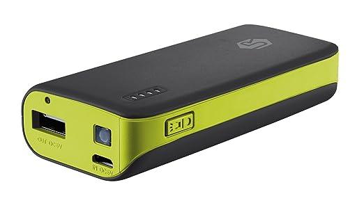159 opinioni per Trust Urban Powerbank 4400 Mah Caricabatterie Portatile Universale Batteria