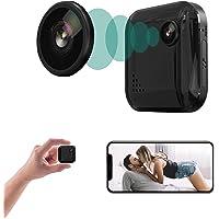 Spy Camera Mini Hidden Camera OUCAM Wireless 1080P Spy Cam with Audio Small Nanny Cam WiFi Security Cameras for Indoor…