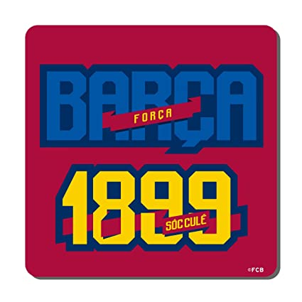 9d2a191745419 F.C. Barcelona Coaster Barca 1899  Amazon.in  GoalSquadShop